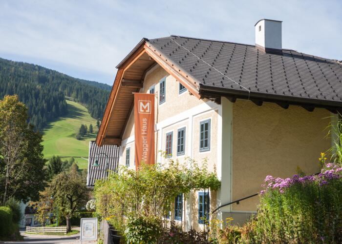 Waggerl Haus Wagrain Sommer
