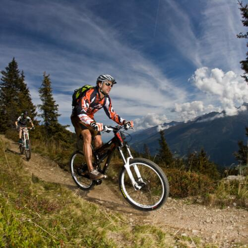 Mountainbiking in Wagrain-Kleinarl