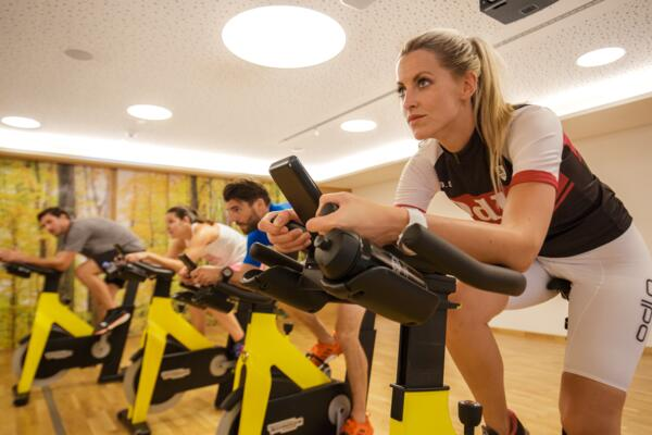 Spinning Technogym