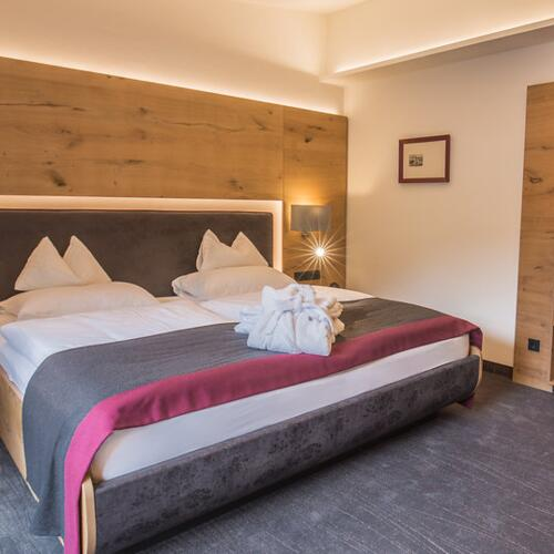 Double room luxus in alpine style