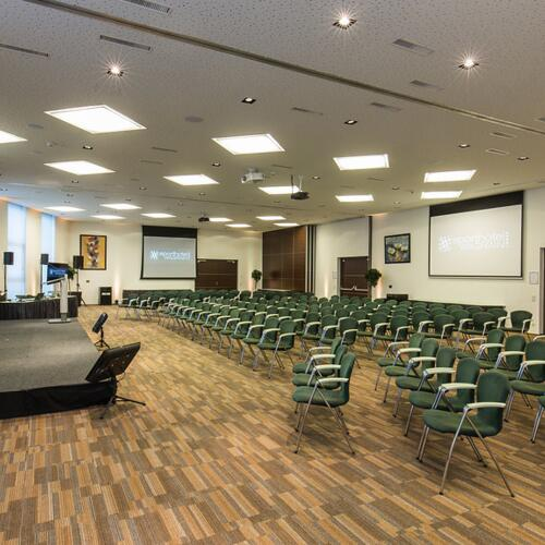 Conference Center with top modern technology